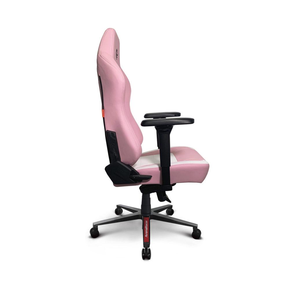 ArenaRacer Titan - Rózsaszín/Fehér